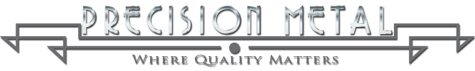 Precision Metal Logo
